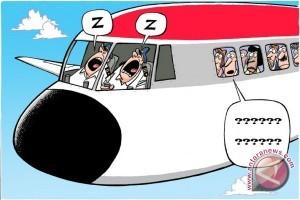 Pilot Tertidur Dalam Penerbangan Jarak Jauh Ke Inggris