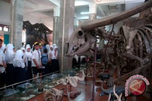 Museum Geologi Hadirkan Media Digital