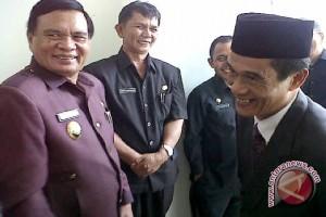 BPK Sulteng Serahkan Lhp Lkpd Empat Kabupaten