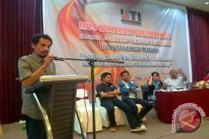 Wartawan Indosiar Terpilih Ketua IJTI Sulteng