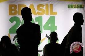 Brazil Siapkan 83 Latihan SAat Piala Dunia