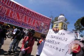 Jurnalis Sulteng Sampaikan Rekomendasi Untuk Pemerintah
