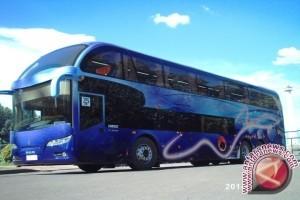 Sebanyak 25 Bus Pinjaman Kemenhub Dukung Sail Tomini