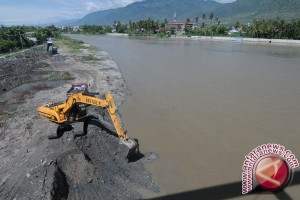 Pemerintah Menilai Sungai Palu Sudah Rusak