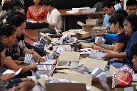 Pemilih Di Petobo Belum Terimah Surat Pemberitahuan