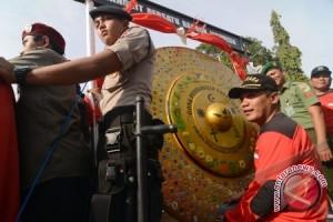 Gong Perdamaian Nusantara Menggema Di Palu