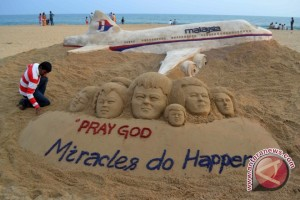Pencarian MH370 Dihentikan Sementara