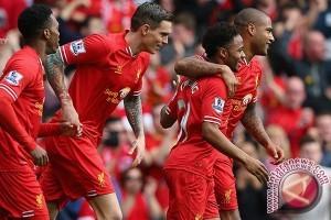 Liverpool melaju ke delapan besar Liga Champions