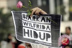 Hakim Malaysia Putuskan Wilfrida Tidak Bersalah
