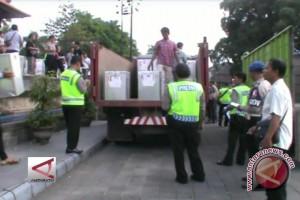 KPU: Logistik Pilkada Sudah Distribusikan Ke TPS