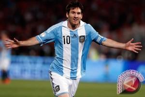 Menang atas Cile pertaruhan besar Argentina