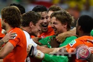 Krul, Kiper Pengganti Jadi Pahlawan Belanda
