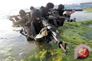 Pasukan Komando Israel Shayetet 13 Serang Darat Pertama Gaza