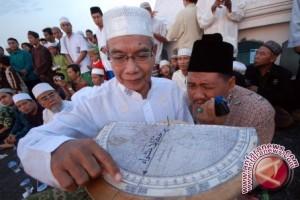 Idul Fitri 2014 NU Dan Muhammadiyah Berpotensi Sama
