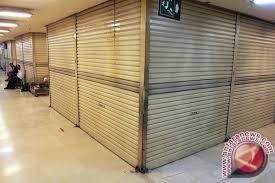 Pusat Perdagangan Manado Sepi Akibat Gempa