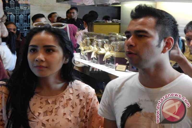 Raffi Dan Nagita Ingin Sentuhan Tradisional Di Kue Pernikahannya