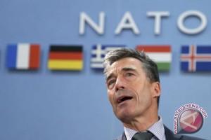 NATO Peringati Rusia