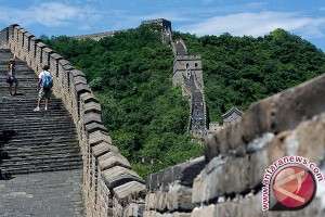 Tembok Tiongkok Tutup Demi
