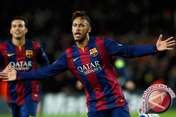 UEFA: peluang Barcelona lolos UCL lima persen