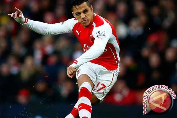 Gebuk Middlesbrough 2-1, Arsenal pelihara asa Liga Champions