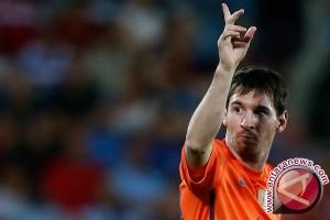 Siap gelontorkan duit, Manchester City terus bidik Messi