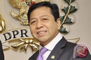 Setya Novanto resmi tersangka kasus KTP elektronik