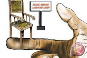 Pemkot Palu Belum Bentuk Pansel Lelang Jabatan