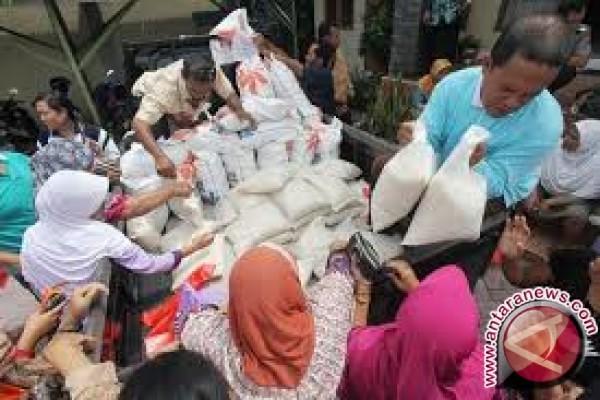 Pemkab Sigi Laksanakan Operasi Pasar Jelang Ramadhan