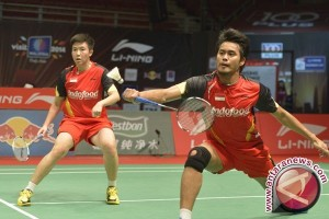 Owi/Butet Gagal Pertahankan Gelar All England