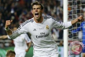 Real Madrid cetak lima kemenangan berantai