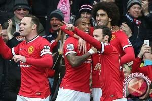 Manchester United ke final Liga Europa usai ditahan Celta 1-1