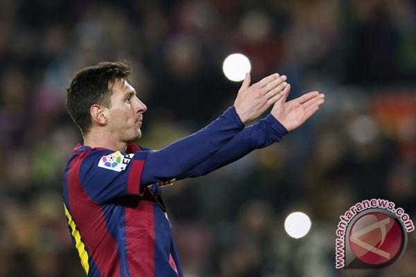 Lionel Messi sabet gelar