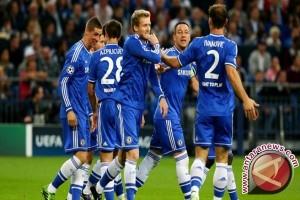 "Chelsea ""tendang"" MU dari Piala FA lewat gol Kante"