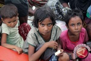 ACT berikan 1.500 baju untuk anak Rohingya