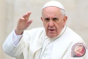 Paus Fransiskus doakan pertemuan Trump-Kim menuju perdamaian