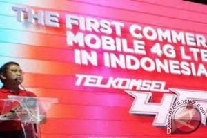 Telkomsel Jamin Kebersihan Area Jalan Sehat 4G