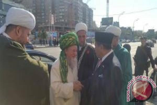Presiden Putin Resmikan Masjid Terbesar Di Rusia