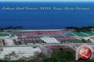 Lokasi Sail Tomini 2015