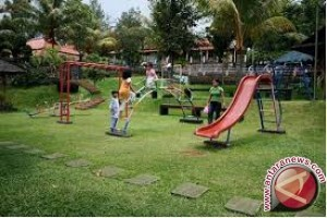 Pemkot Palu Bangun Lima Taman Koridor Selatan
