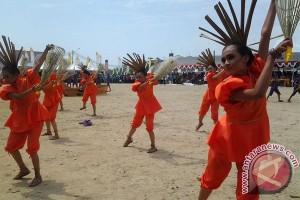 Tari Kolosal Pembukaan Pekan Budaya dan Pariwisata