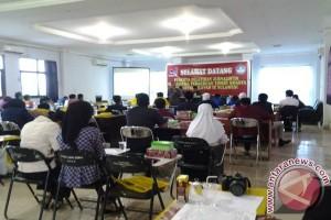 50 Mahasiswa Ikut Pelatihan Jurnalistik Di Palu