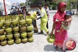 Elpiji Subsidi Di Palu Semakin Langka