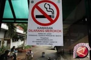 Pemkot Palu Razia  Kawasan Tanpa Rokok