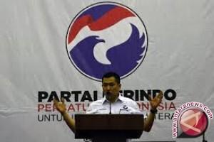 Ketum DPP  Lantik Pengurus Perindo Sulteng