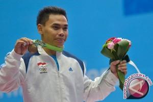 Angkat Besi Indonesia Bertekad Tambah Kuota Olimpiade Di Houston