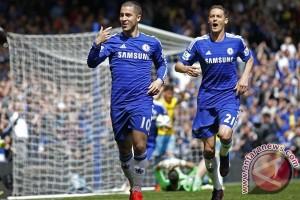 Chelsea Hajar Palace 3-0
