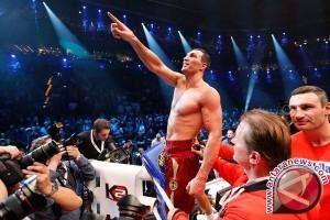Wladimir Klitschko Tuntut Tarung Ulang