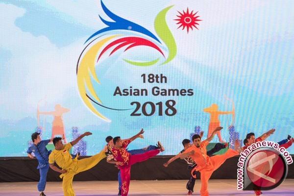 wapres resmikan logo dan maskot asian games 2018 antara