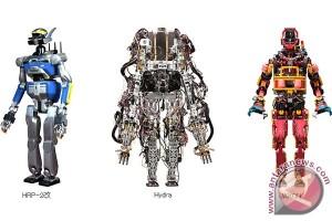 Robot-Robot Mutakhir Pengundang Kekaguman Di Irex