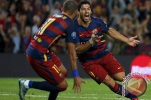 Barcelona menang 3-0 atas Levente
